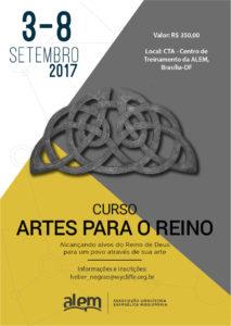 ARTES PARA O REINO BRASIL @ Base da ALEM em Brasília